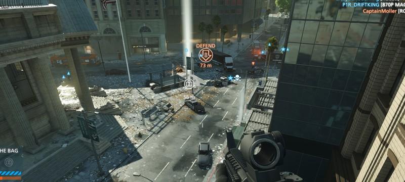 Скриншоты Battlefield Hardline с Ультра графикой