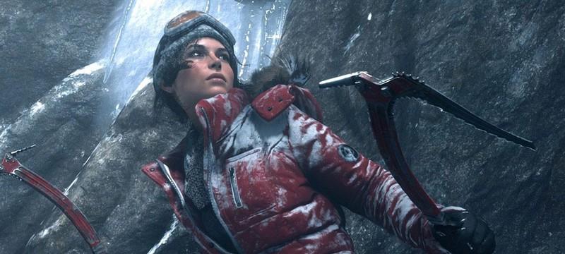 Первые скриншоты Rise of the Tomb Raider, действия происходят в Сибири