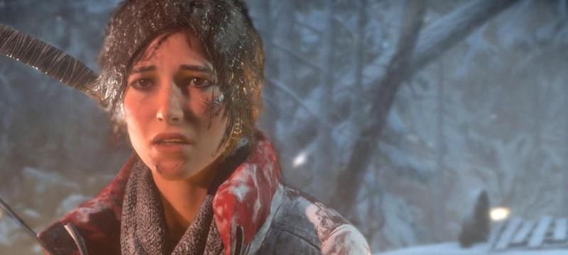 Больше скриншотов Rise of the Tomb Raider