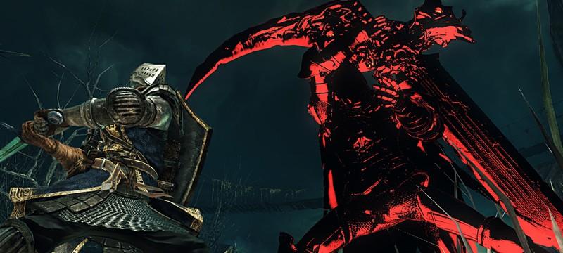 Сравнение графики Dark Souls II: Scholar of the First Sin с оригиналом