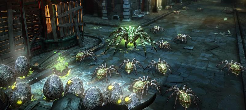 Victor Vran от разработчиков Tropico выйдет в Раннем Доступе Steam