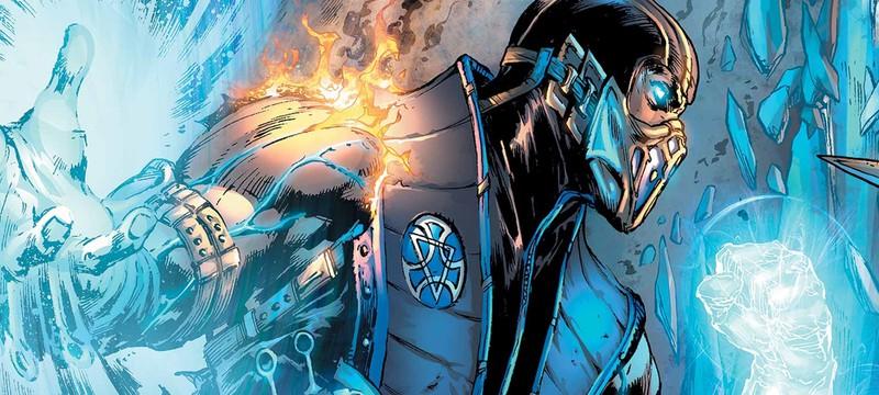 Очередное видео Mortal Kombat X от разработчиков
