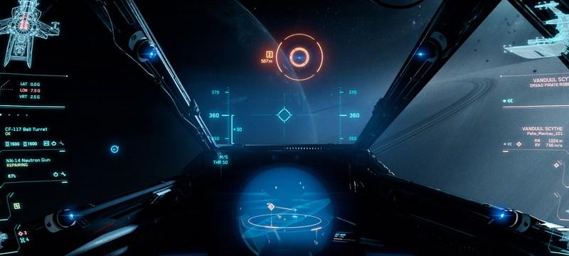 Релиз Arena Commander 1.0.2