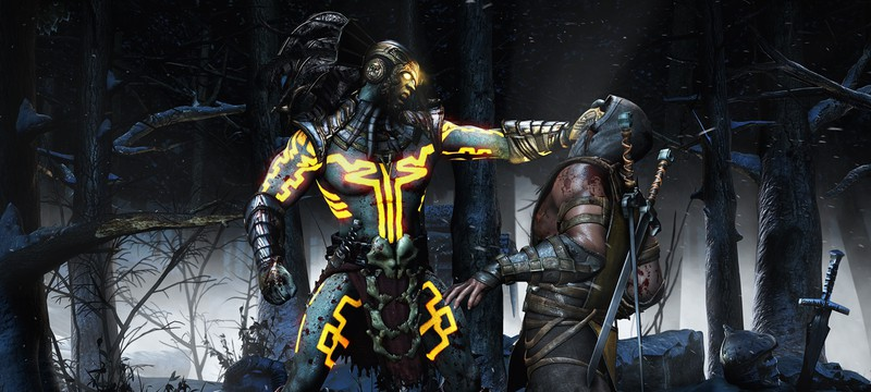 В Mortal Kombat X могут появиться микротранзакции