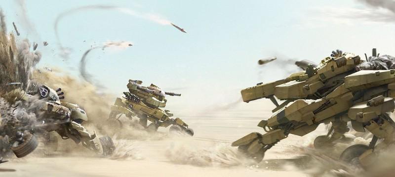 Боевые Роботы возвращаются на ТВ