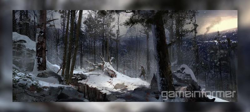 Новые концепты Rise of the Tomb Raider