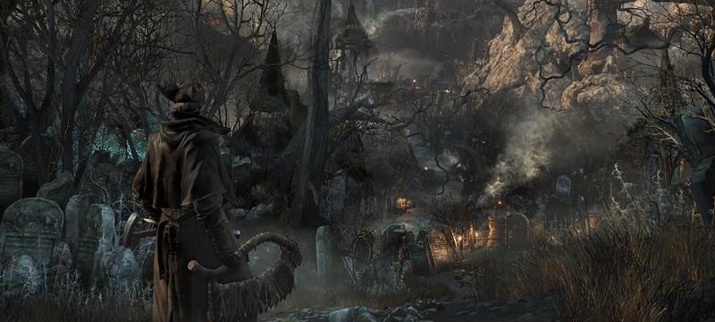 В Bloodborne будут щиты, но не стоит на них рассчитывать