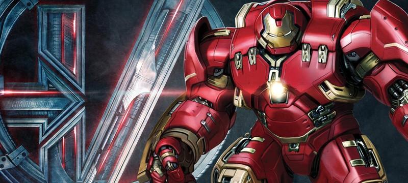 Новые изображения Avengers: Age of Ultron