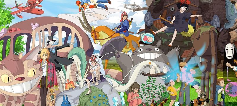 Студия Ghibli не знает что снимать дальше