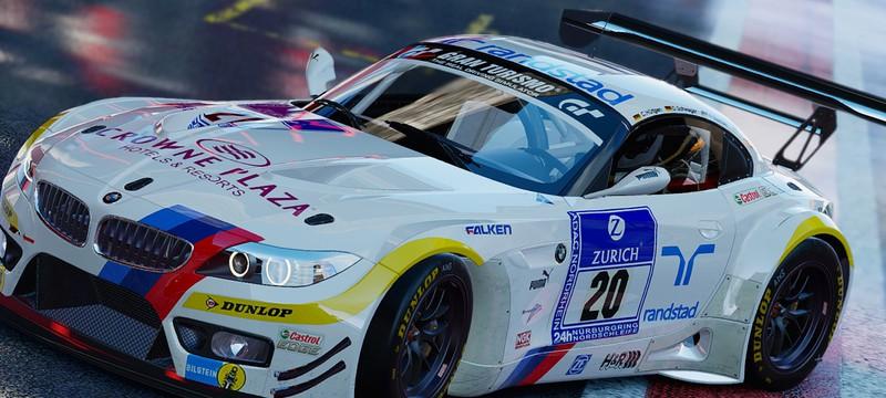 Сравнение Gran Turismo 6 и Project CARS