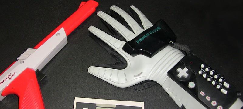 Реакция подростков на: перчатку Nintendo Power Glove