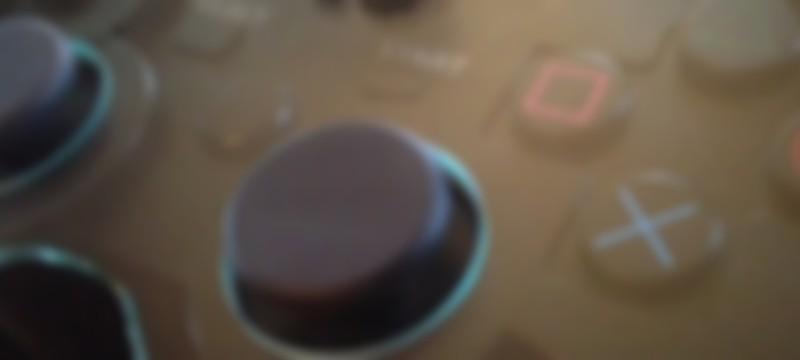Short: журнальный стол в виде контроллера от PS3