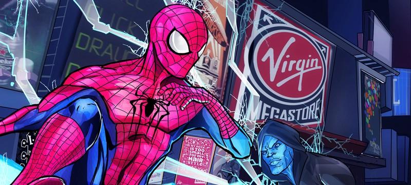 Marvel не платила Sony за Человека-паука