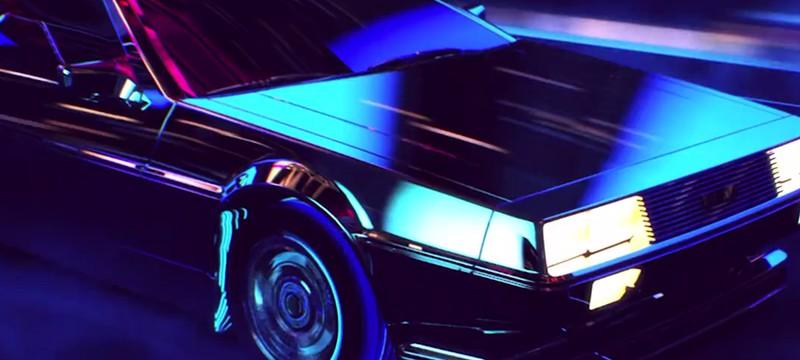 Short: Ретроволна – смесь  Back to the Future и Tron