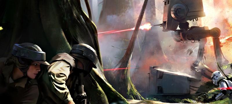 Слух: детали Star Wars Battlefront