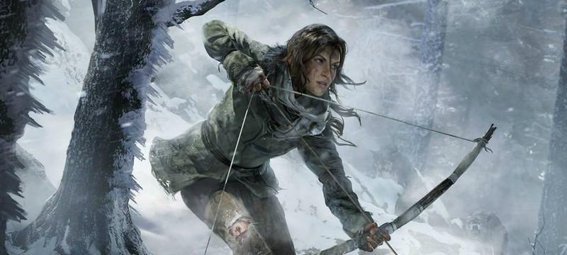 Square Enix зарегистрировали торговую марку Lara Croft: Relic Run
