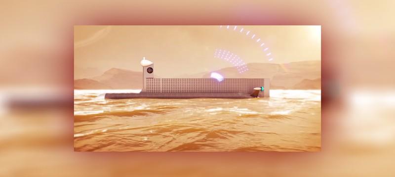 NASA хочет отправить субмарину на Титан
