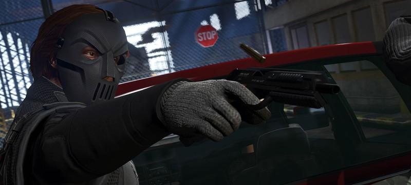 Человек-свинья в GTA 5, или тяжелые будни героев
