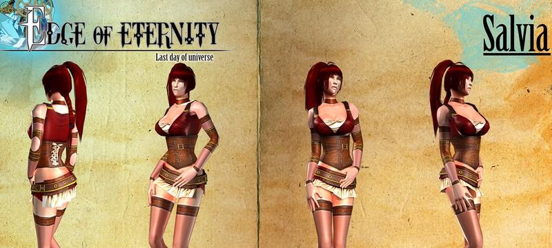 JRPG Edge of Eternity запущена на Kickstarter