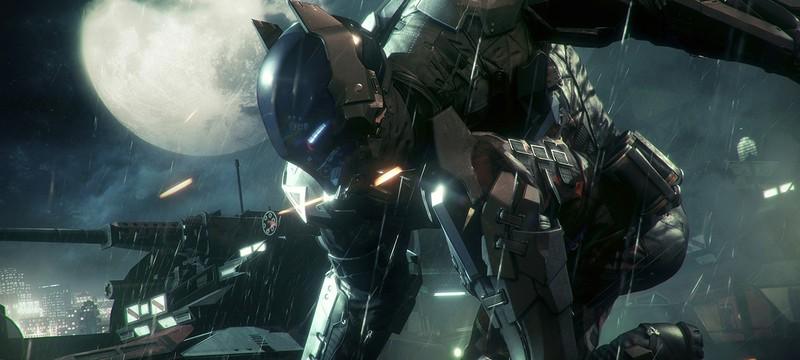 Новые особенности гаджетов Batman: Arkham Knight