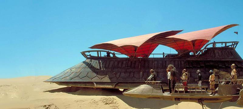 Disney запустит круиз на лайнере в стиле Star Wars