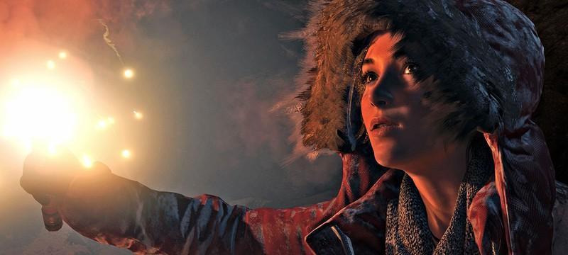 Скриншоты Rise of the Tomb Raider в высоком разрешении