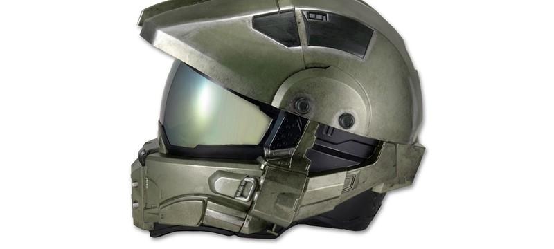 Шлем Мастер Чифа будут продавать мотоциклистам