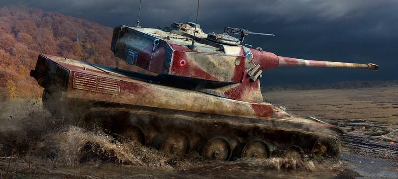 World of Tanks выйдет на Xbox One