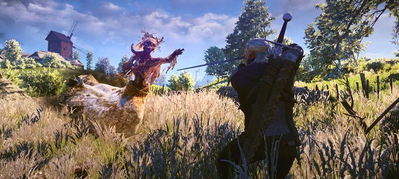 The Witcher 3 – Скиллы и Броня