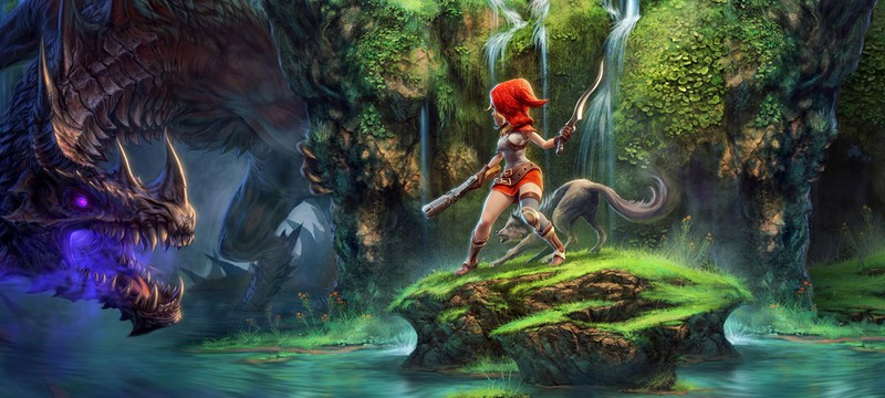 RPG/Roguelike Dragon Fin Soup покажут на PAX East