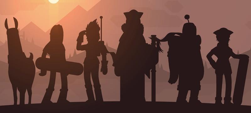 Alto's Adventure – шикарное сноуборд-приключение для iOS
