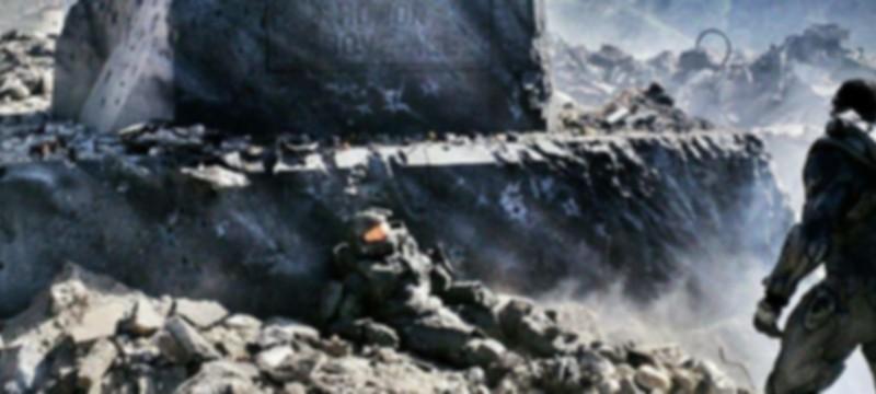 Слитое фото со съемок лайв-экшен трейлера Halo 5: Guardians