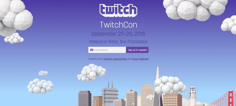 Создатели Twitch анонсировали TwitchCon
