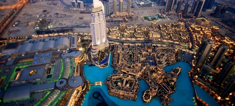 Short: потрясающий Flow Motion ролик о жизни в Дубае