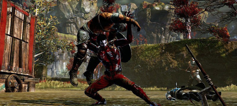 30 минут из отмененной игры Legacy of Kain: Dead Sun