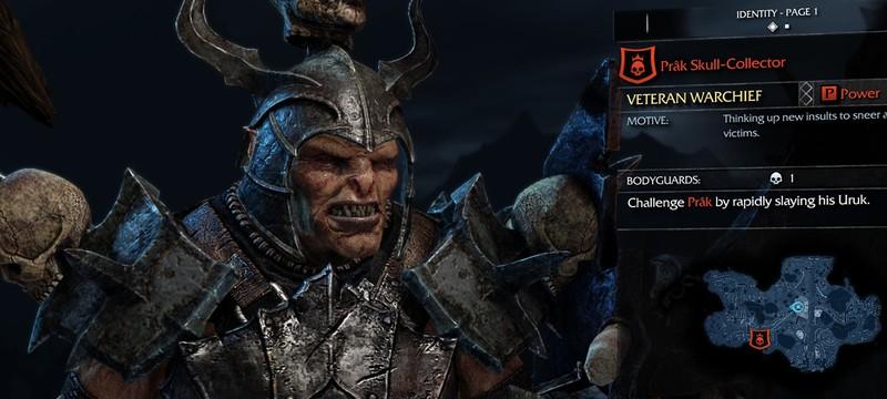 Игроки Shadow of Mordor убили 5.65 миллиардов Уруков