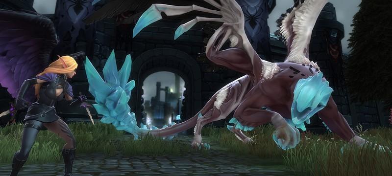 Crowfall запущена на Kickstarter – Game of Thrones в стиле DOTA 2