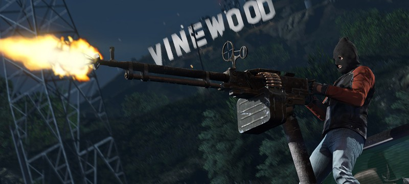 Новые скриншоты Ограблений GTA 5