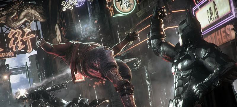 Batman: Arkham Knight – получил рейтинг для взрослых