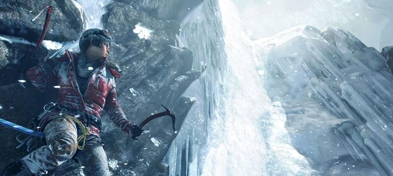 Microsoft оказывает техническую поддержку Rise of the Tomb Raider