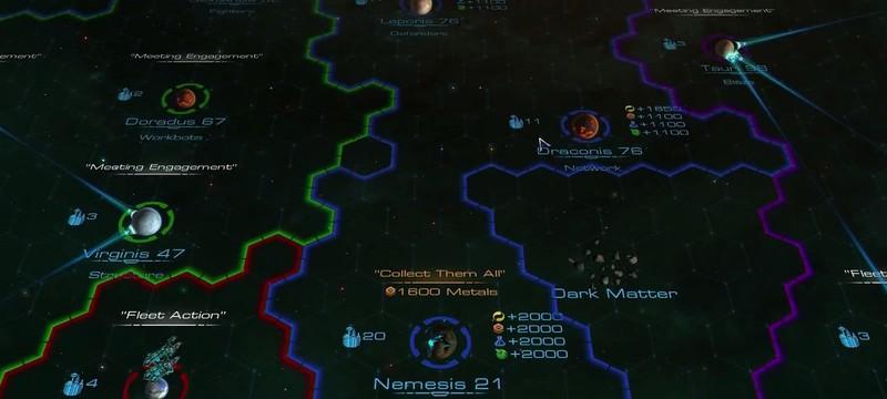 Sid Meier's Starships выходит 12 Марта
