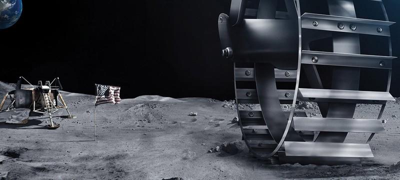Гонки на Луне от Google