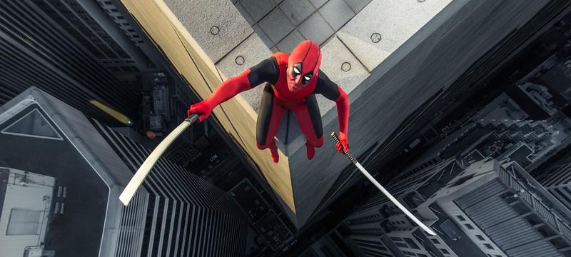 Фотосет: Герои на краю небоскреба