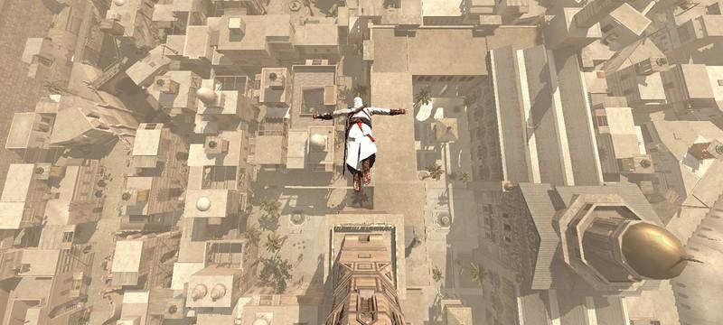 Прыжки в сено Assassin's Creed не безопасны для здоровья