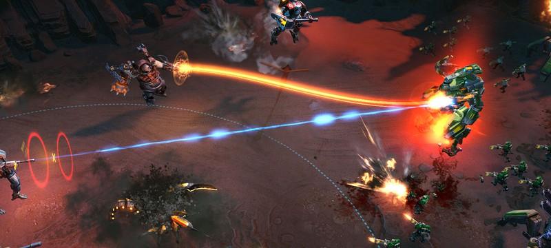 Supernova – новая MOBA от Bandai Namco