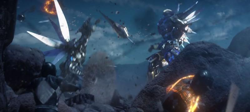 Мрачная короткометражка Power Rangers от продюсера Dredd