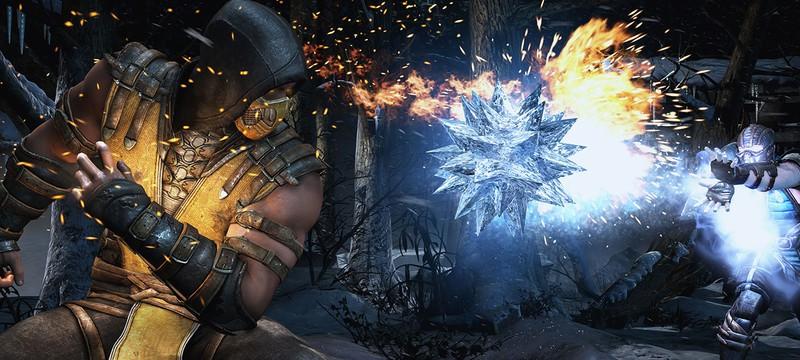 Сюжетный трейлер Mortal Kombat X