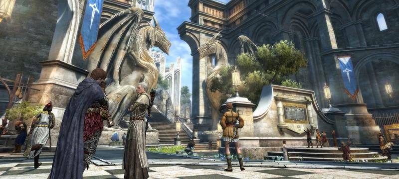 Новые скриншоты Dragon's Dogma Online
