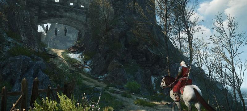 Новый скриншот The Witcher 3