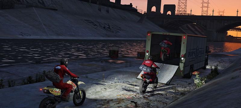 Снайпер-гранатометчик в GTA 5